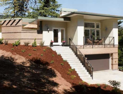 San Francisco San Mateo Today's Home: Cohesive Construction